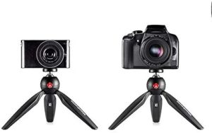 Manfrotto PIXI Mini Tripod Review