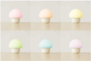 Albrillo Mushroom Shaped Table Lamp Review