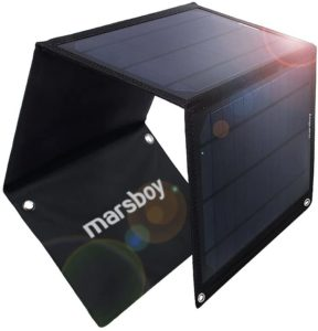 Marsboy 15 W Solar Charger