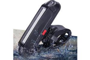 GVDV USB Rechargeable Bike Light Set Review
