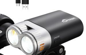 Toptrek Twin LED Front Bike Light Review