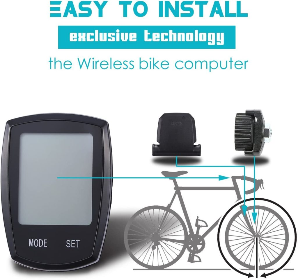 Tenswall S15 Bicycle Computer Review