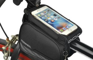 IeGeek Roswheel Cycling Frame Bag Review