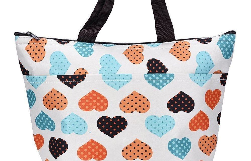 Eboot Insulated Lunch Bag