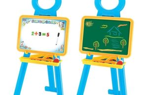 Beby 3 In 1 Double Sided Easel