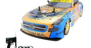 Playtech Logic RC Drift Car