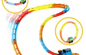 Beby Kid's Tumble Train