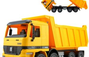 Sinaco 1:22 Scale Toy Tipper Truck