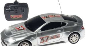 Top Race Aston Martin Style RC Car
