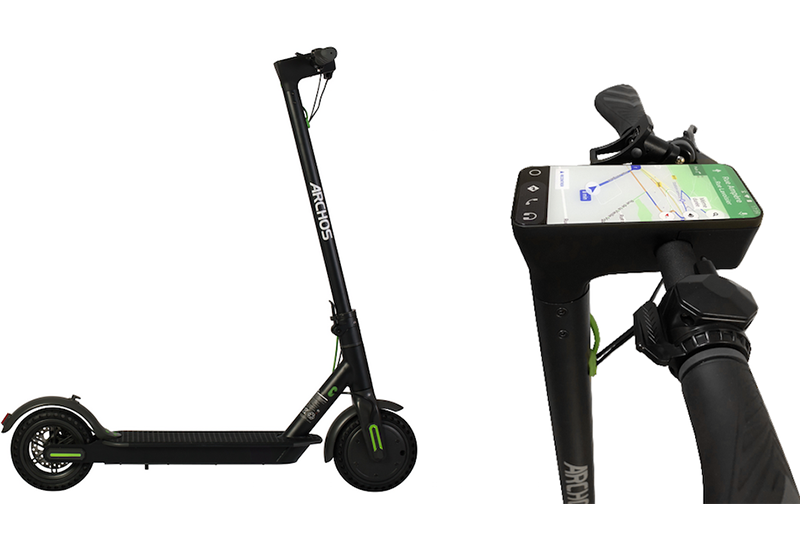 Archos Citee Connect Scooter Phone