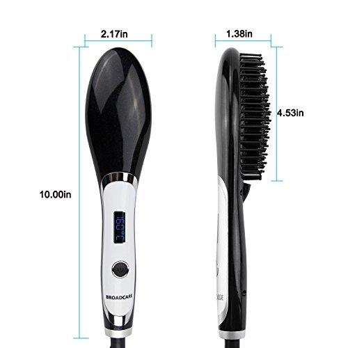 Broadcare Electrical Hair Straightening Brush