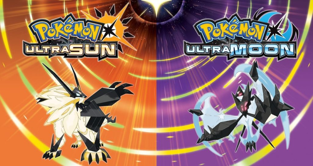Pokémon Ultra Sun And Ultra Moon Announced
