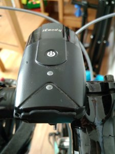 iCoudy R3 bike front light