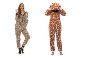 Just Love Leopard Print Women's Onesie Review