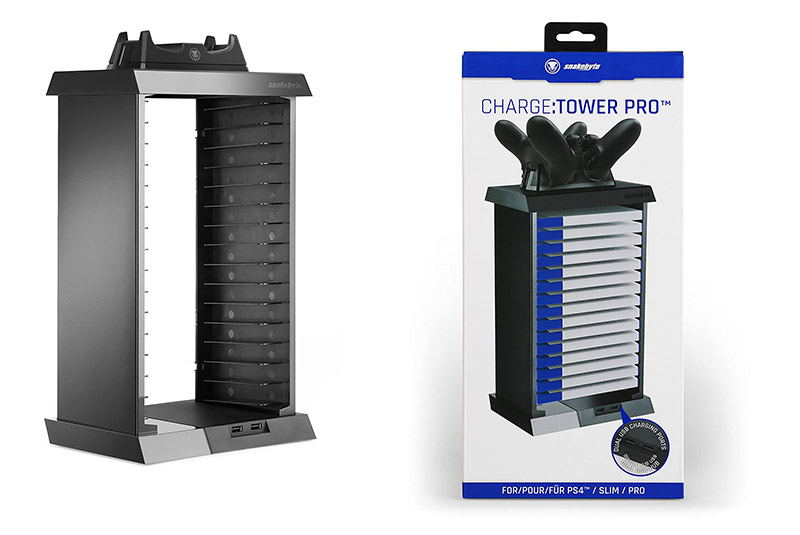 Snakebyte Charge Tower Pro Review