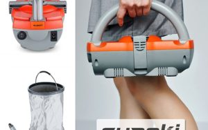 Suaoki 12V Portable Pressure Sprayer Washer Review