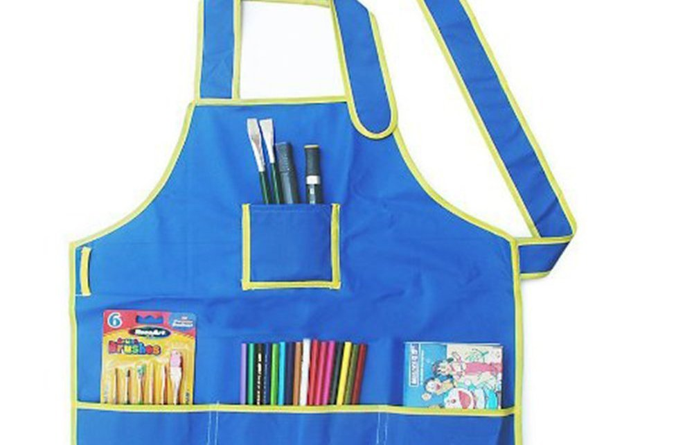 NUOLUX Kids Painting Apron Review