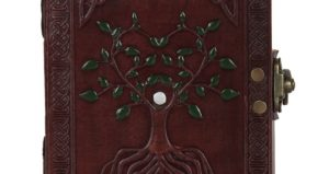 Rustic Town Hand Made Tree Of Life Leather Journal Review