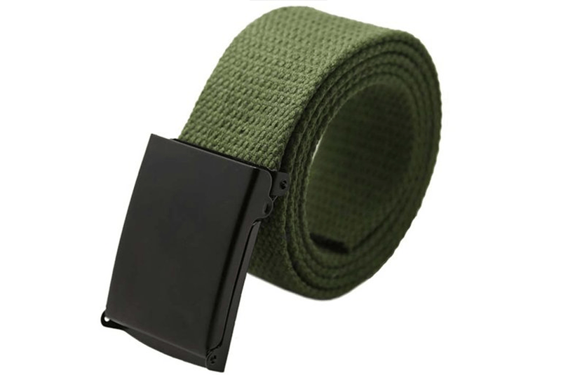 Littleduckling Unisex Canvas Belt Review