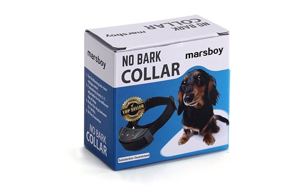 Marsboy Anti Dog Barking Collar Review