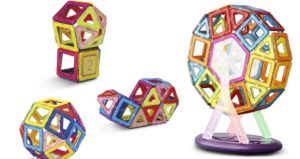 Keten Magnetic Building Blocks
