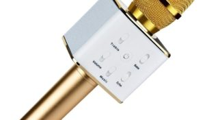 Dazhong Portable Wireless Microphone With Built