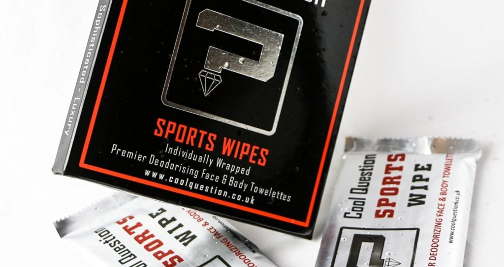 Cool Question Sports Towelettes Review