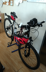 Bespoke Bike Stand Review