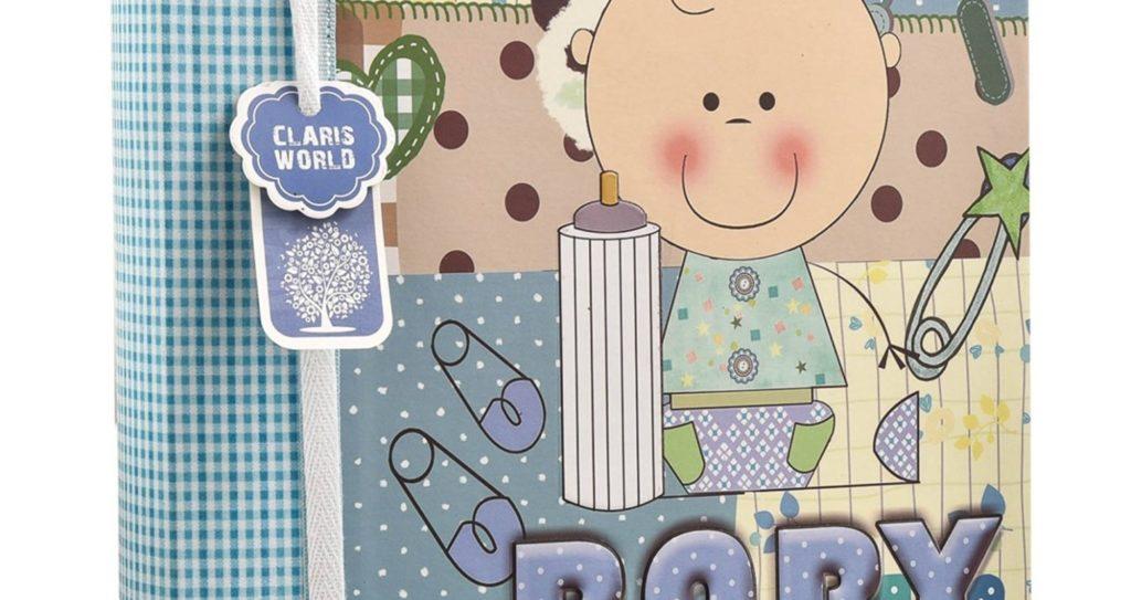 Arpan Baby Boy Blue Memo Slip In Photo Album Review