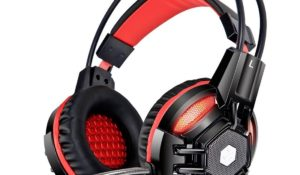 Xiberia E2 Gaming Stereo Headphones Review
