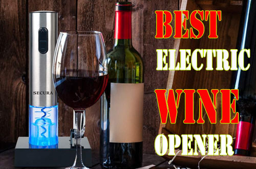 best Electric Wine Bottle