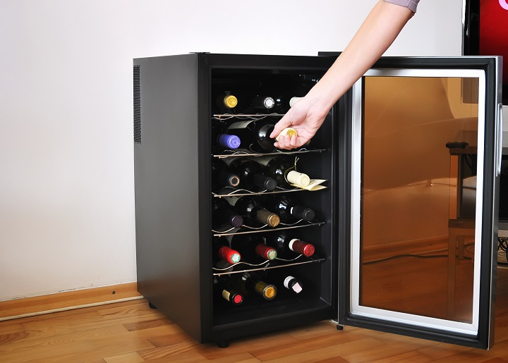 12 bottle wine coolers