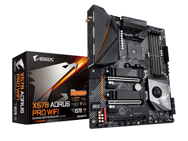 motherboard for Ryzen 9 3900x